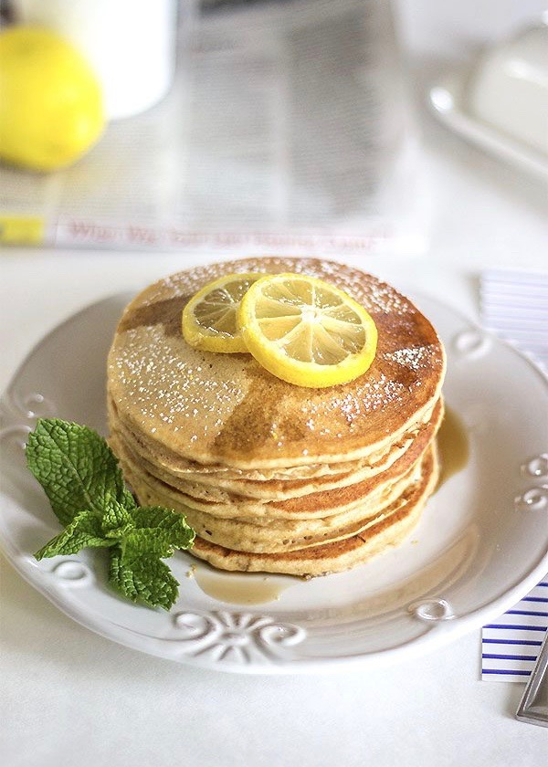 Annie Forsyth - Lemon Pancakes