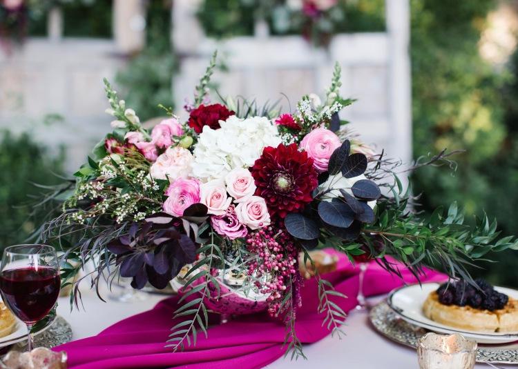 Heidi Vassel - Pink Flowers