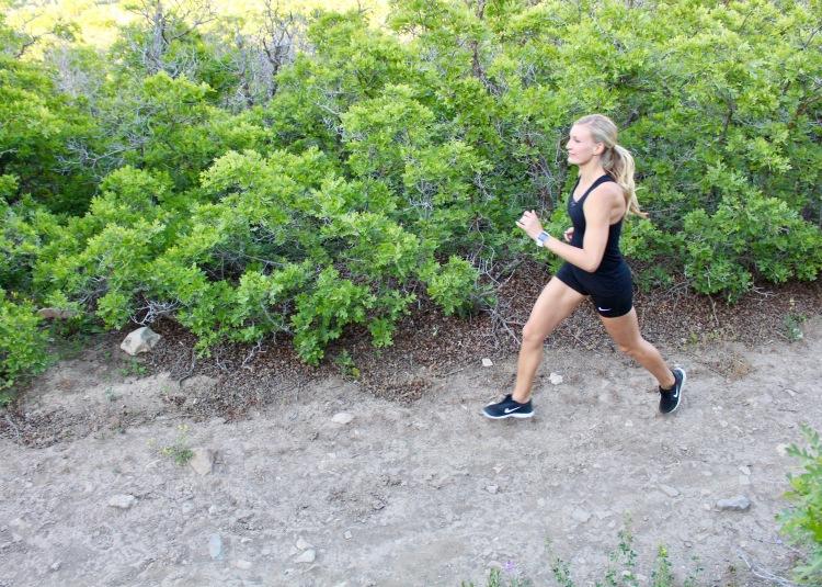 McCall Weekes - Running