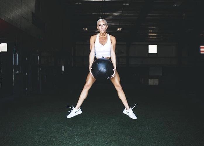 Cassidy Merrill - Fitness